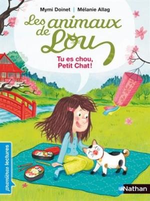 """Afficher """"Les animaux de Lou Tu es chou, petit chat !"""""""