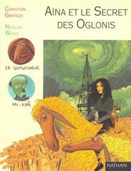 """Afficher """"Aïna et le secret des oglonis"""""""