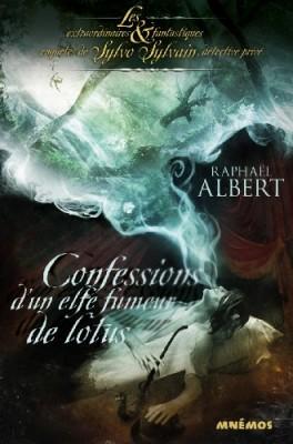 """Afficher """"Extraordinaires & fantastiques enquêtes de Sylvo Sylvain, détective privé (Les) n° 3 Confession d'un elfe fumeur de lotus"""""""