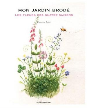 vignette de 'Mon jardin brodé (Kazuko Aoki)'