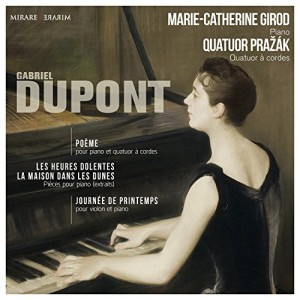 Poème pour piano et quatuor à cordes
