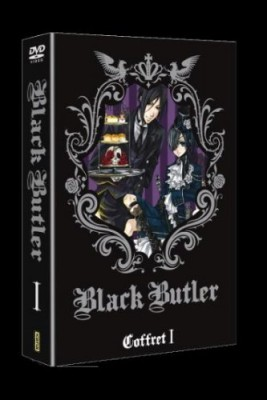 "Afficher ""Black Butler n° Coffret 1 Black butler"""