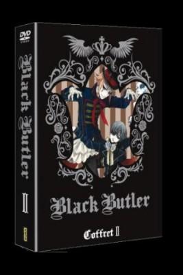 """Afficher """"Black Butler n° Coffret 2 Black butler"""""""