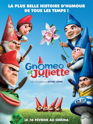 """Afficher """"Gnomeo et Juliette"""""""