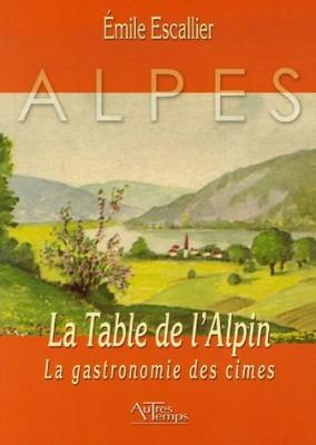 """Afficher """"La table de l'Alpin"""""""