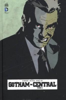 """Afficher """"Gotham Central"""""""
