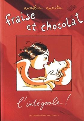 vignette de 'Fraise et chocolat (Aurélia Aurita)'