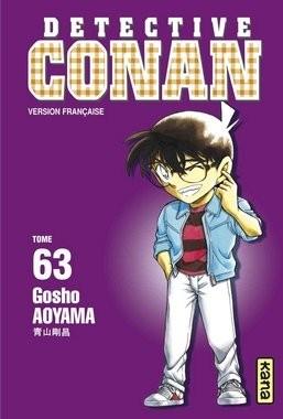 """Afficher """"Détective Conan n° 63"""""""