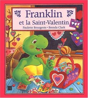 """Afficher """"Franklin et la Saint-Valentin"""""""