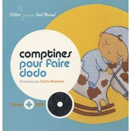 """Afficher """"Comptines pour faire dodo"""""""