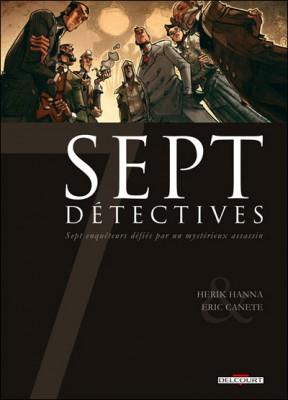 """Afficher """"Sept n° 6 Sept détectives"""""""