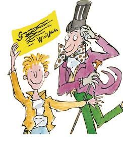 """Afficher """"Charlie et la chocolaterie n° 1/2"""""""