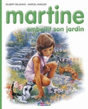 """Afficher """"Martine embellit son jardin"""""""