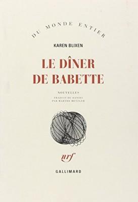 """Afficher """"Le Dîner de Babette"""""""