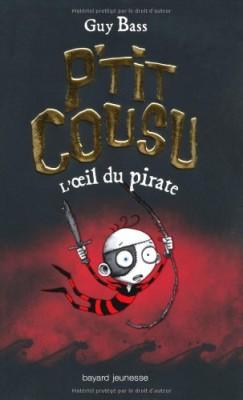 """Afficher """"P'tit Cousu n° 2 L'oeil du pirate"""""""