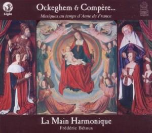 """Afficher """"Musiques au temps d'Anne de France"""""""