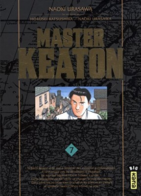 "Afficher ""Master Keaton n° 7"""