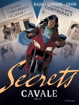 """Afficher """"Secrets Cavale"""""""