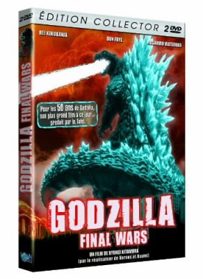 "Afficher ""Godzilla : Final wars"""
