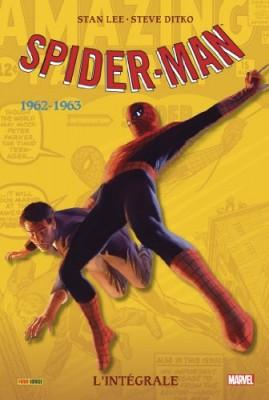 """Afficher """"Spider-Man : l'intégrale n° 1Spider-Man"""""""