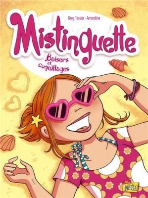 """Afficher """"Mistinguette n° 2 Baisers et coquillages"""""""