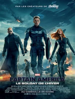 """Afficher """"Captain America, le soldat de l'hiver"""""""