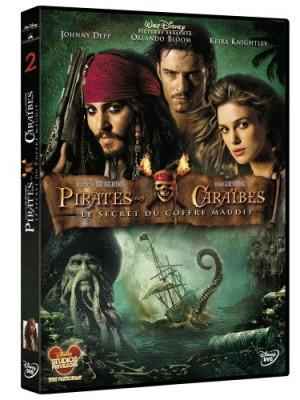 """Afficher """"Pirates des Caraïbes n° 2 Pirates des Caraïbes 2 : Le Secret du coffre maudit"""""""