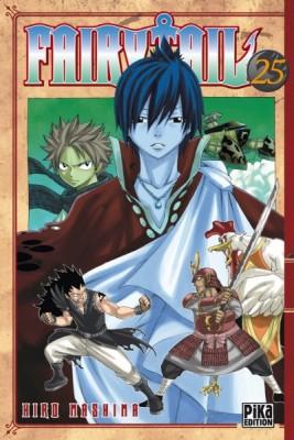 Fairy Tail n° 25<br />Fairy Tail n° 25