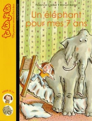 """Afficher """"Un éléphant pour mes 7 ans"""""""