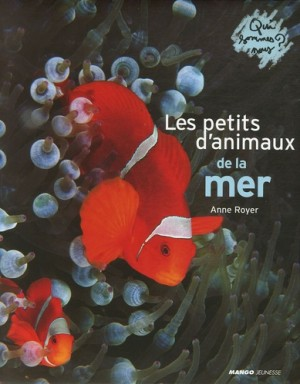 """Afficher """"Les petits d'animaux de la mer"""""""