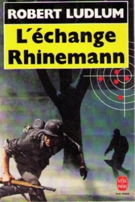"""Afficher """"Le livre de poche l'échange Rhinemann"""""""
