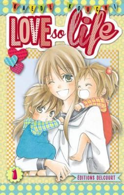 vignette de 'Love so life n° 1 (Kaede Kouchi)'