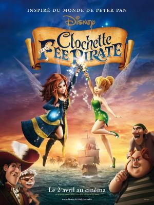 """Afficher """"Clochette et la fée pirate DVD"""""""