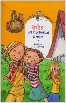 """Afficher """"L'Ecole d'Agathe n° 48 Inès, ma nouvelle amie"""""""