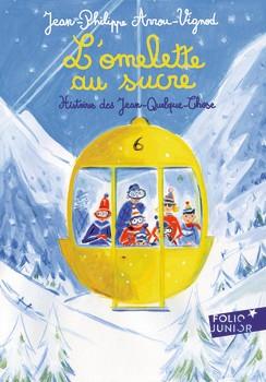 """Afficher """"Histoires des Jean-Quelque-Chose n° 1L'omelette au sucre"""""""