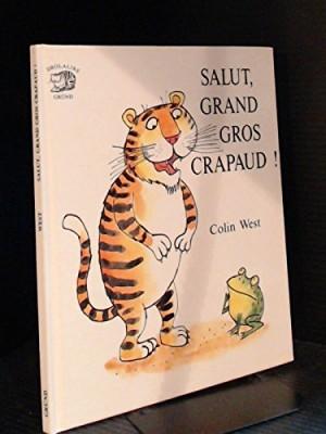 "Afficher ""Salut, grand gros crapaud !"""