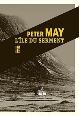 vignette de 'L'île du serment (Peter May)'