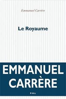 vignette de 'Le royaume (Emmanuel Carrère)'