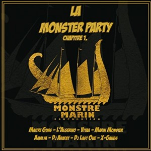 "Afficher ""La monster party"""