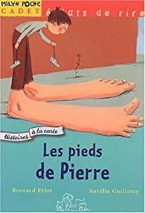 """Afficher """"Histoires à la carteLes pieds de Pierre"""""""