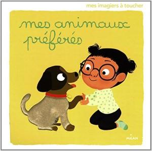 vignette de 'Mes animaux préférés (Graux, Amélie)'