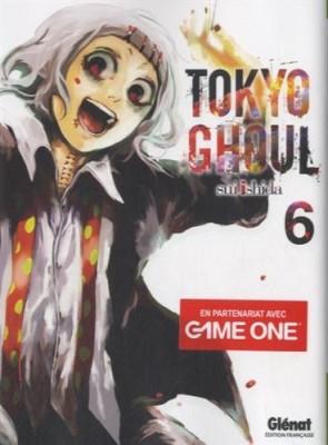 "Afficher ""Tokyo Ghoul - série en cours n° 6 Tokyo ghoul"""