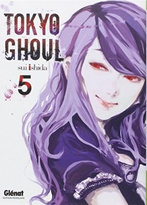 "Afficher ""Tokyo Ghoul - série en cours n° 5 Tokyo ghoul"""