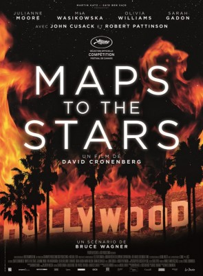 vignette de 'Maps to the stars (David Cronenberg)'