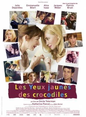 """Afficher """"Les Yeux jaunes des crocodiles"""""""