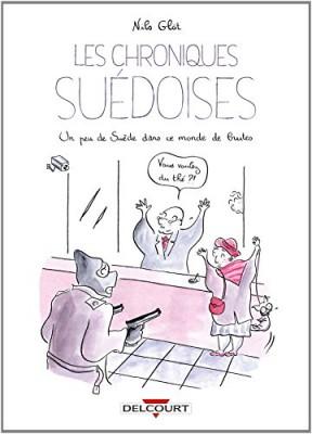 vignette de 'Les Chroniques suédoises (Nils GLÖT)'