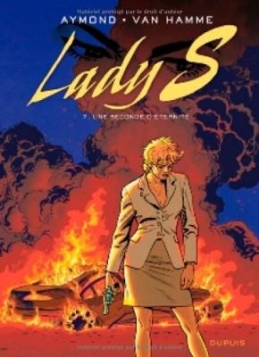 """Afficher """"Lady S. n° 7Une seconde d'éternité"""""""