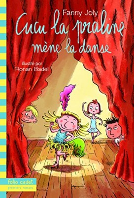 "Afficher ""Cucu la praline n° 6 Cucu la praline mène la danse"""