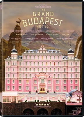 """Afficher """"The Grand Budapest Hotel"""""""