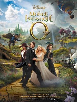 """Afficher """"Monde fantastique d'Oz (Le)"""""""